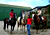 Students on Horses